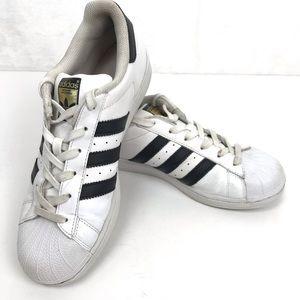 Adidas SUPERSTAR White Leather Originals Shell Toe